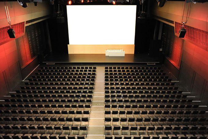 bmw welt auditorium