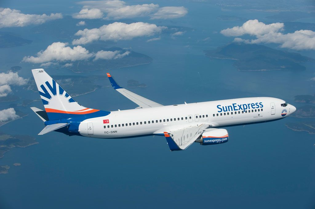 SunExpress to Increase Izmir - Prague Flights