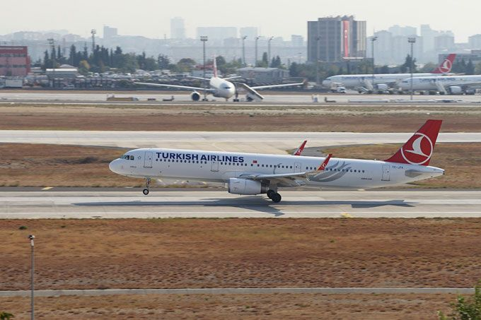 Turkish Airlines codeshare