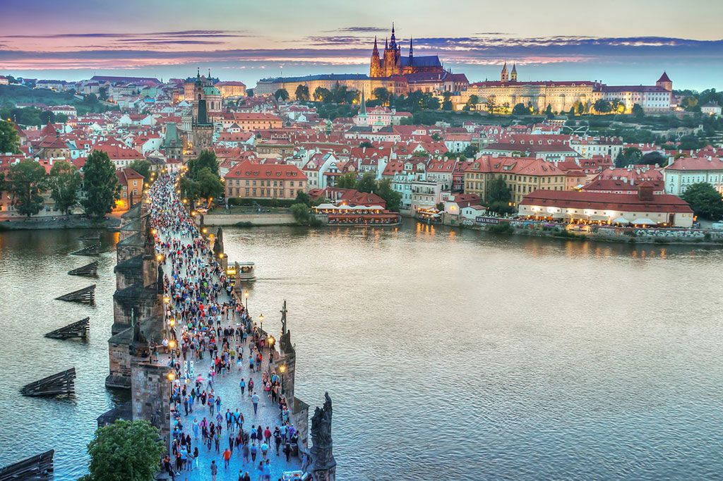 Prague Remains in the World's Top Ten Most Popular Meeting Destinations