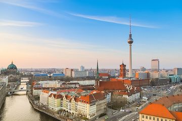 Berlin, Germany welcomes travelers