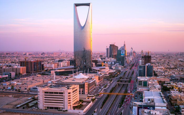 saudi arabia skyscrapper