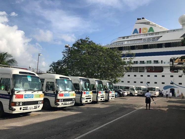 Seychelles Bans Cruise Ships