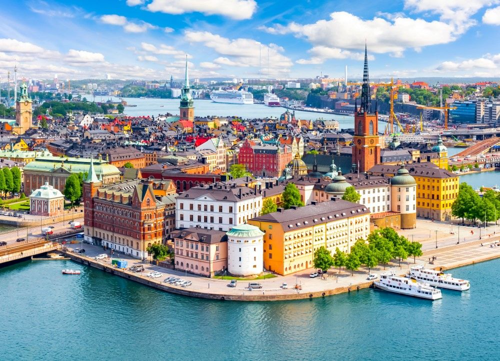 Stockholm for perfect solo vacation