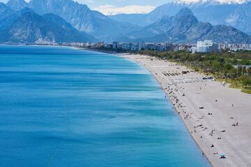 Turkish tourism industry suffers in 2020