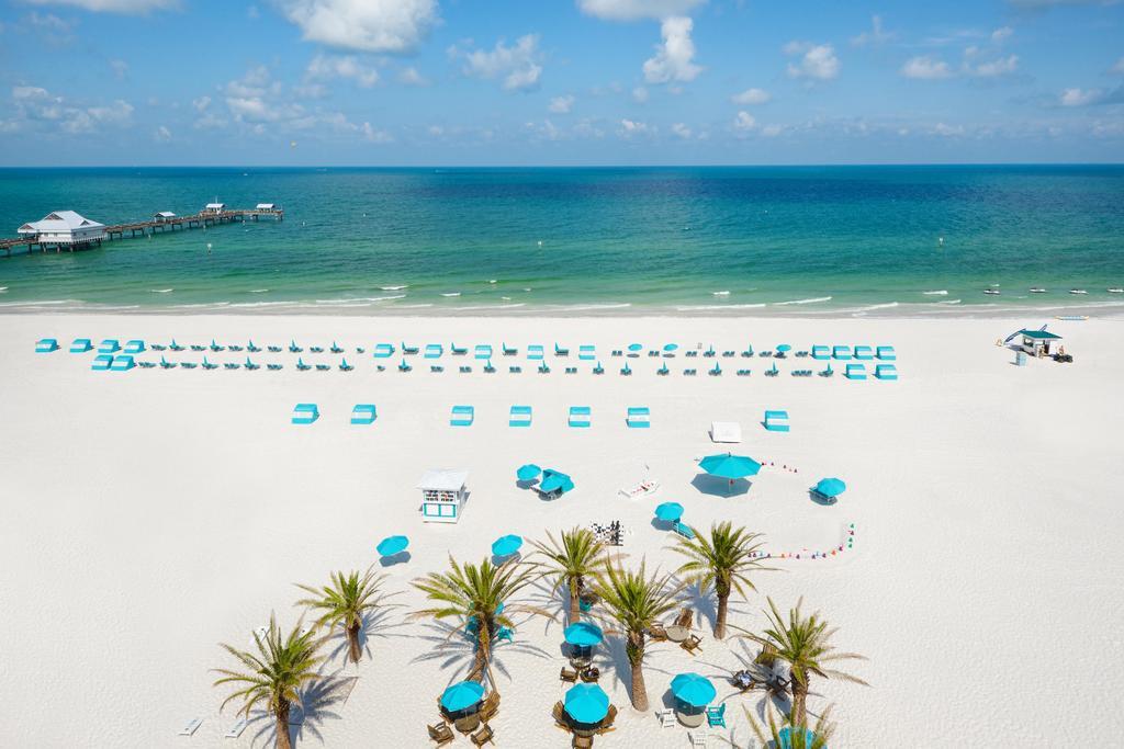 Clearwater Beach Hilton resort