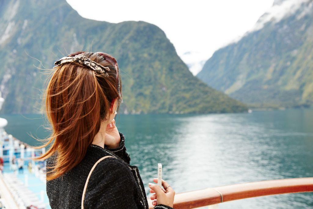 Princess Cruises New Zealand cruises