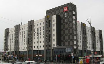 ibis Kiev Railway Station review