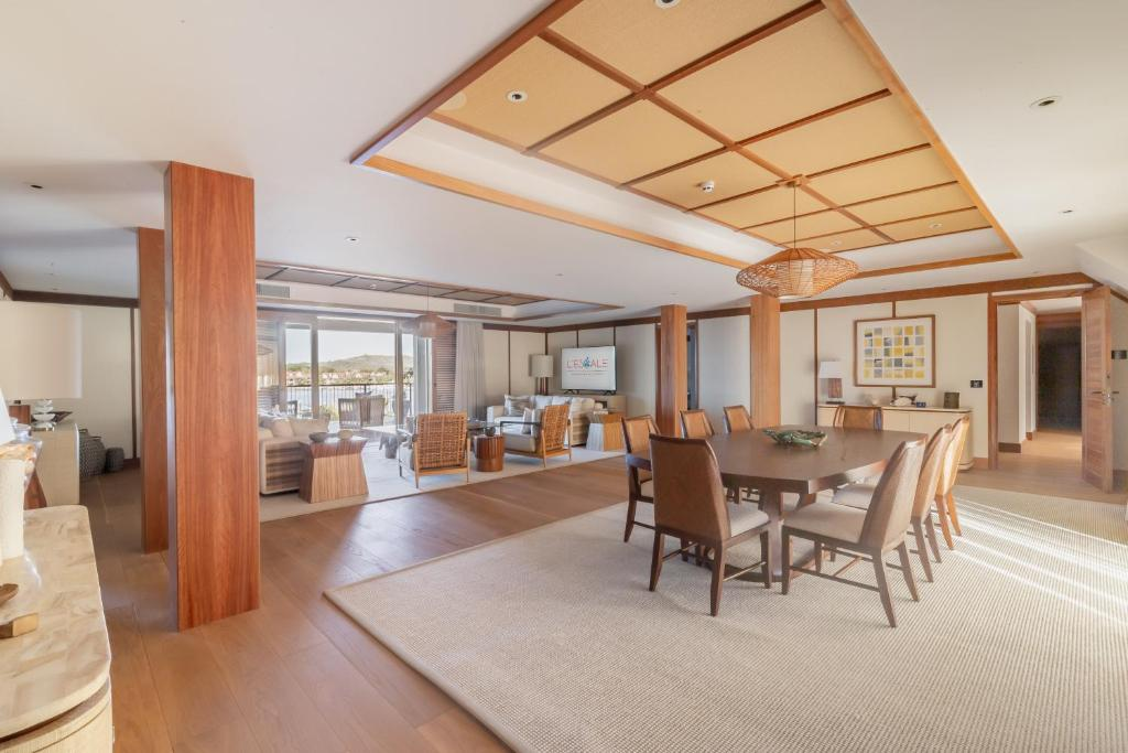 L Escale Resort Seychelles penthouse