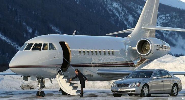 Privatejet Luxurytravel