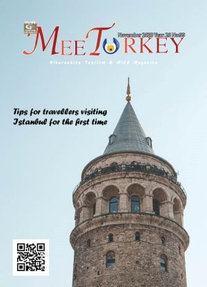 MeeTurkey Alternative Tourism and MICE Magazine November 2020
