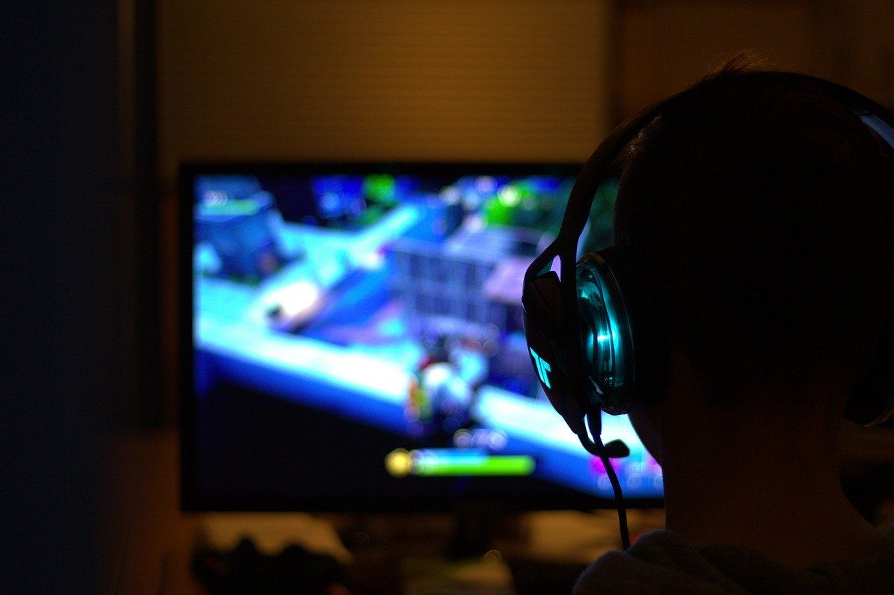 Spend on Video Games is record high