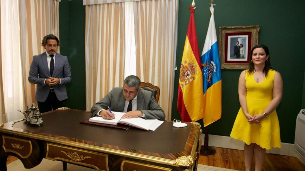 UNWTO visits Canary Islands